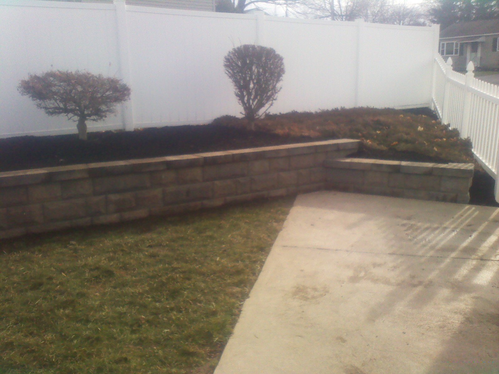 Red Maple Land Services Lawn Landscape Albany Ny Brick